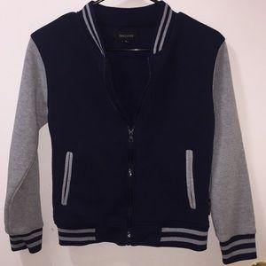 Boy's youth varsity inspired sweatshirt